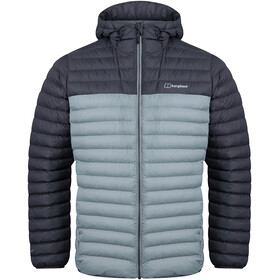 Berghaus Vaskye Jacket Men monument/grey pinstripe